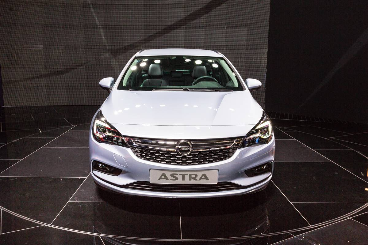 voiture Opel