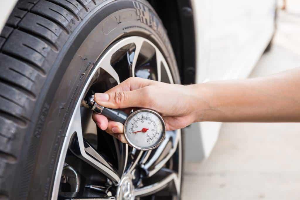 pneus voiture usure