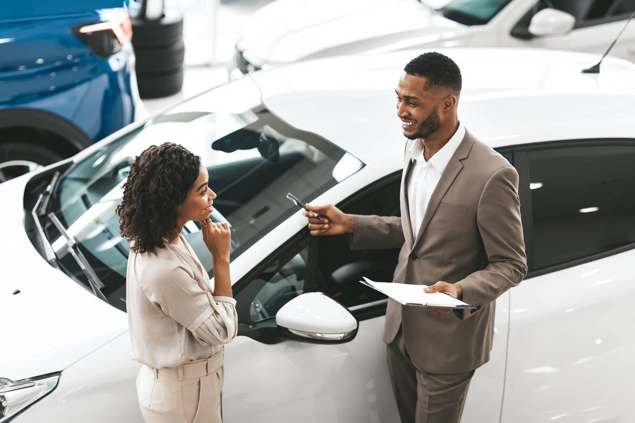 concessionnaire achat véhicule neuf ou d'occasion